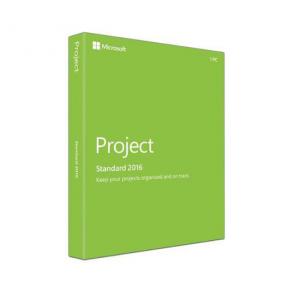MS Project Std 2016