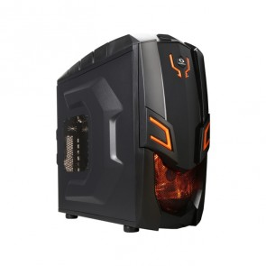 Raidmax VIPERGXII 522 Black|Orange