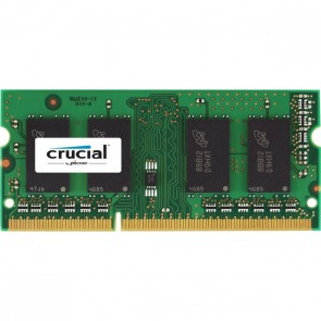 8GB DDR3-1600 Notebook Memory