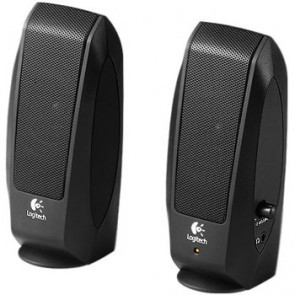 Logitech Speakers | black