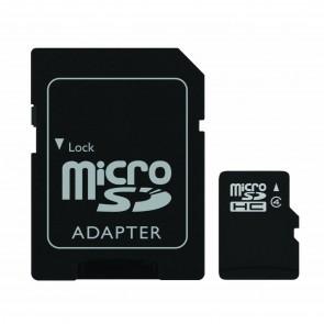 16GB Micro SD Card w/ adaptor- class4