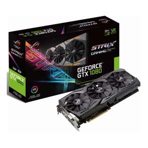 Asus STRiX-GTX1080-A8G-gaming Advanced edition