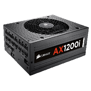 AX1200i Digital ATX Power Supply