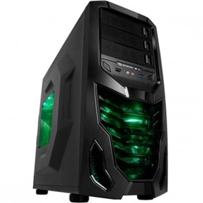 Raidmax Super Cobra Black|Green