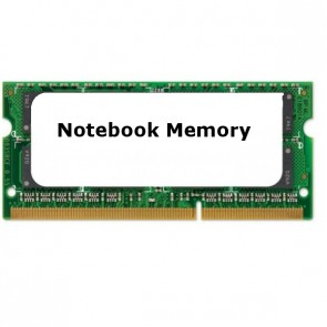 2GB DDR2-800 Notebook Memory