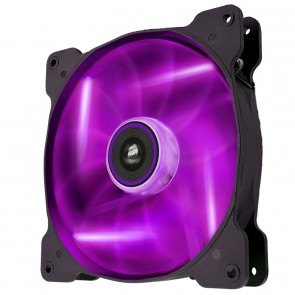 120mm Corsair AF120 Quiet Edition PURPLE