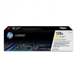 HP 128A Yellow