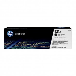 HP 131A Black Original LaserJet Toner Cartridge
