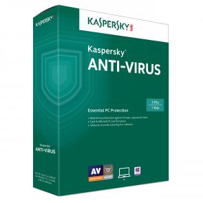 Kaspersky Anti Virus 4 User