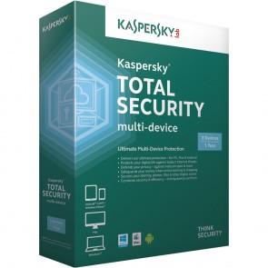 Kaspersky Internet Security 2014 for 4 User - Multi Device
