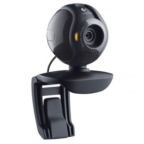 Logitech C120 USB 2.0 Webcam