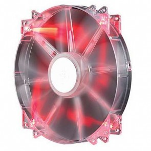 200mm Cooler Master Megaflow RED