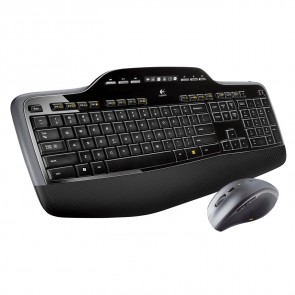 Logitech Wireless Desktop MK710 - KB + MS