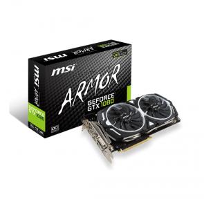 MSI GTX1080 ARMOR 8GB OC