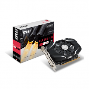 MSI Radeon RX460 OC Edition 2GB