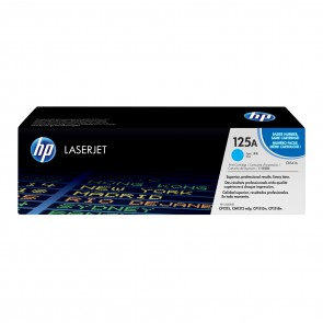 P 125A Cyan Original LaserJet Toner Cartridge