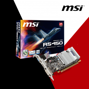 MSI AMD Radeon HD5450