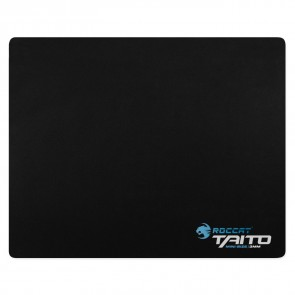 Roccat Taito – Shiny Black Gaming Mousepad | Mid-Size