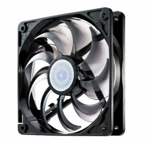 140mm Cooler Master Sickleflow X Black