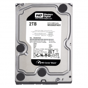 WD 2TB Desktop 7200