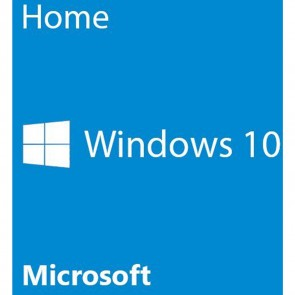 Windows 10 Home - 64 Bit DVD Only