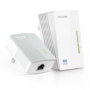 300Mbps AV200 Wireless N Powerline Extender Starter Kit